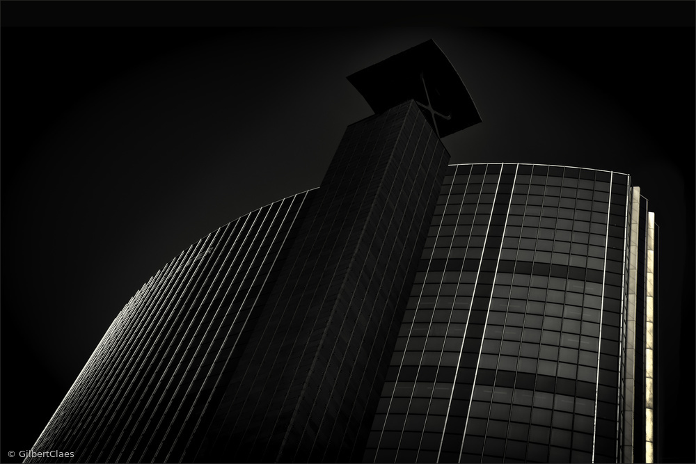 View this piece of fine art photography titled WTC tower by Marzena Wieczorek