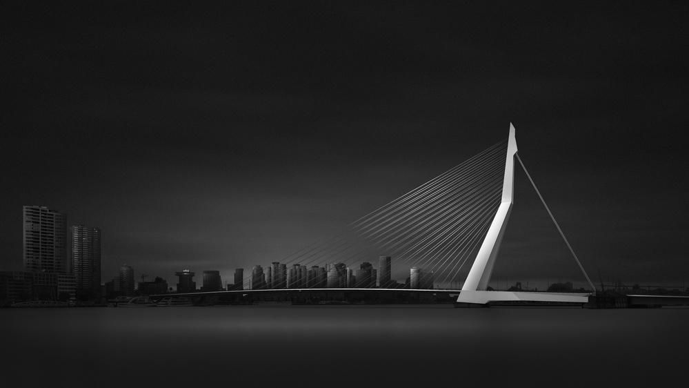 A piece of fine art art photography titled Erasmusburg by Oscar Lopez