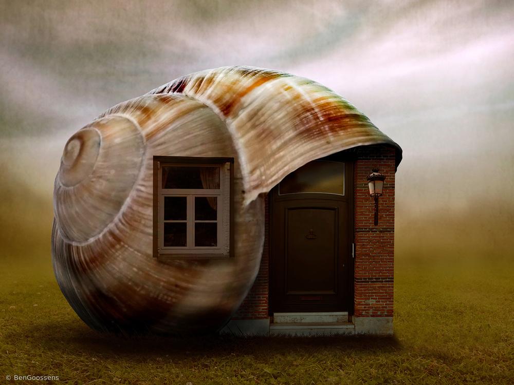 A home.