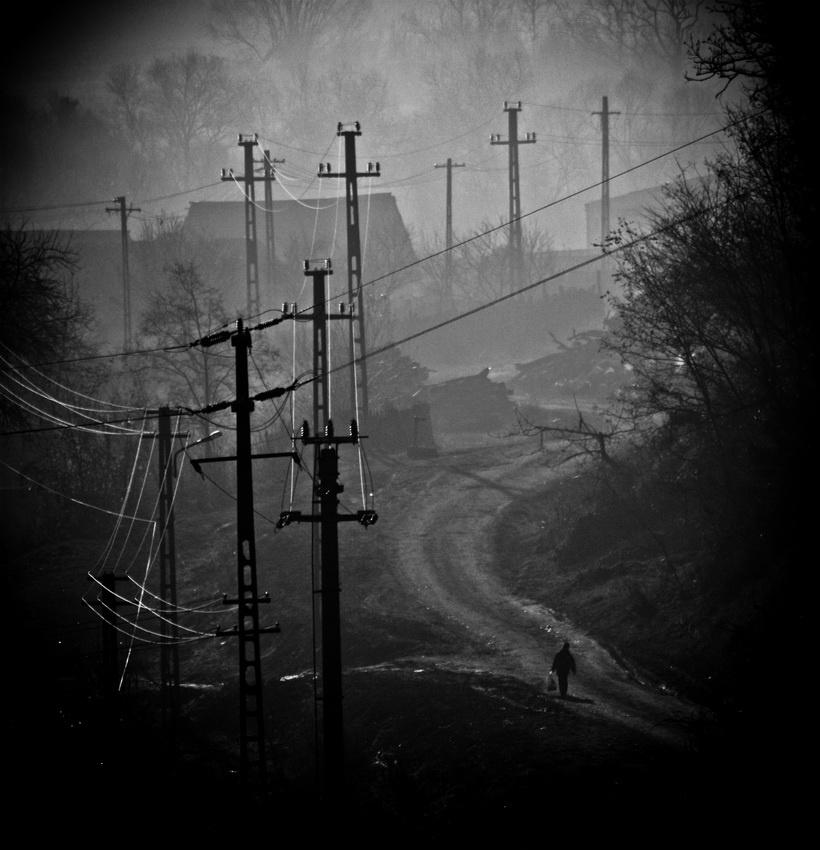 A piece of fine art art photography titled Mornin' by Sergiu Cioban