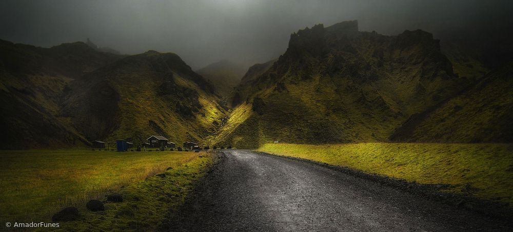 Deep Iceland