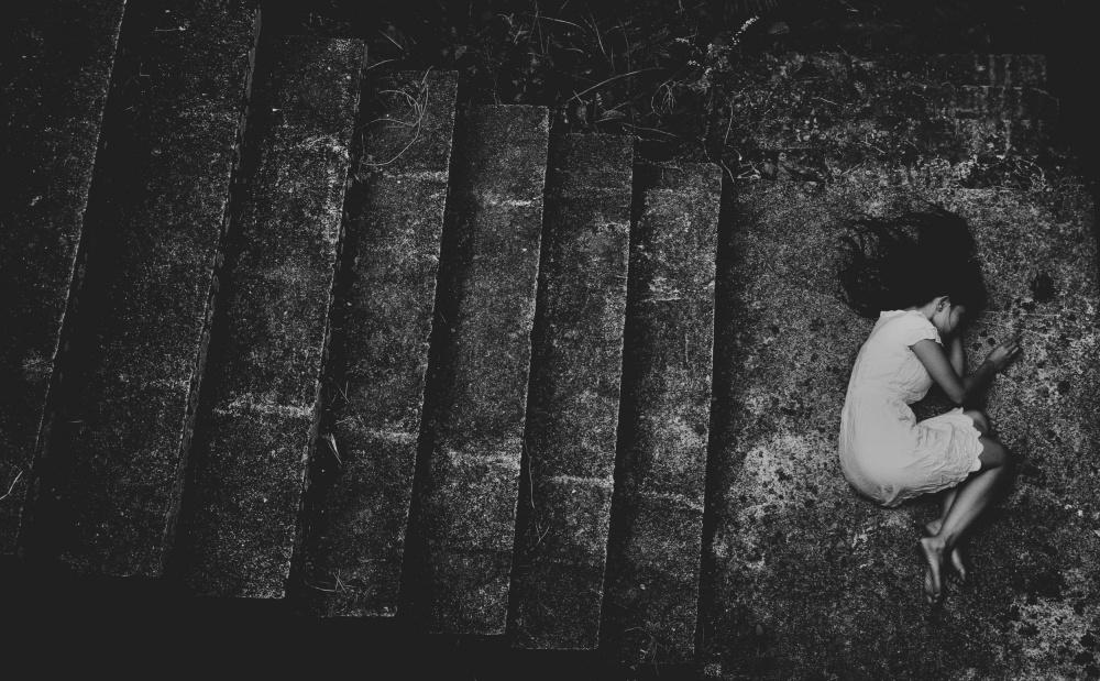 A piece of fine art art photography titled If My Sleep by Rzlan Ramdani