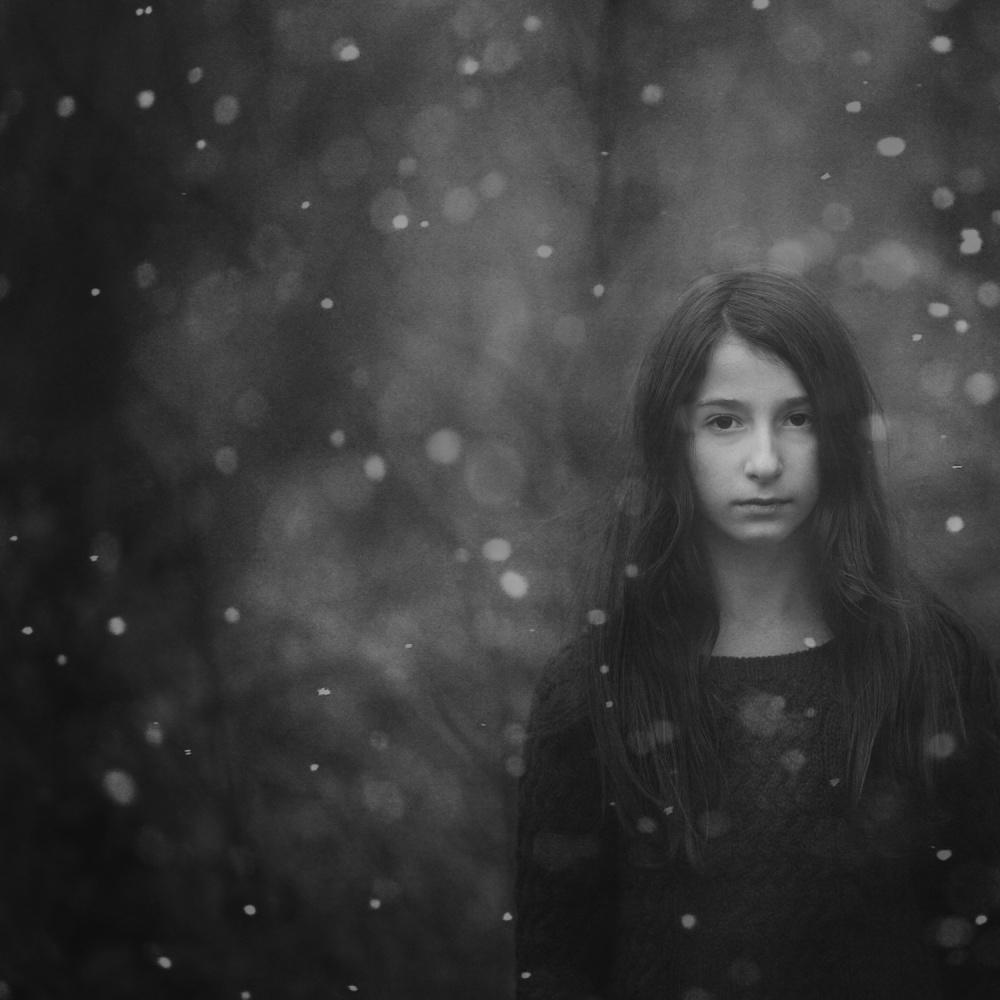 A piece of fine art art photography titled Story of Missing One by Svetlana Bekyarova