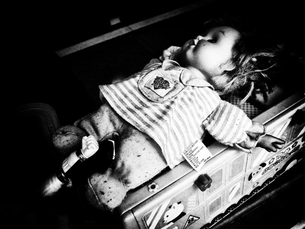 A piece of fine art art photography titled Time9#086 by Osamu Jinguji