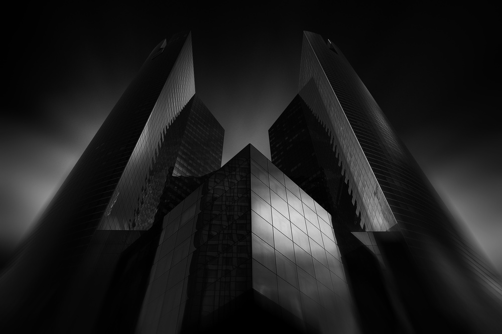 A piece of fine art art photography titled Headquarter by Sebastien DEL GROSSO