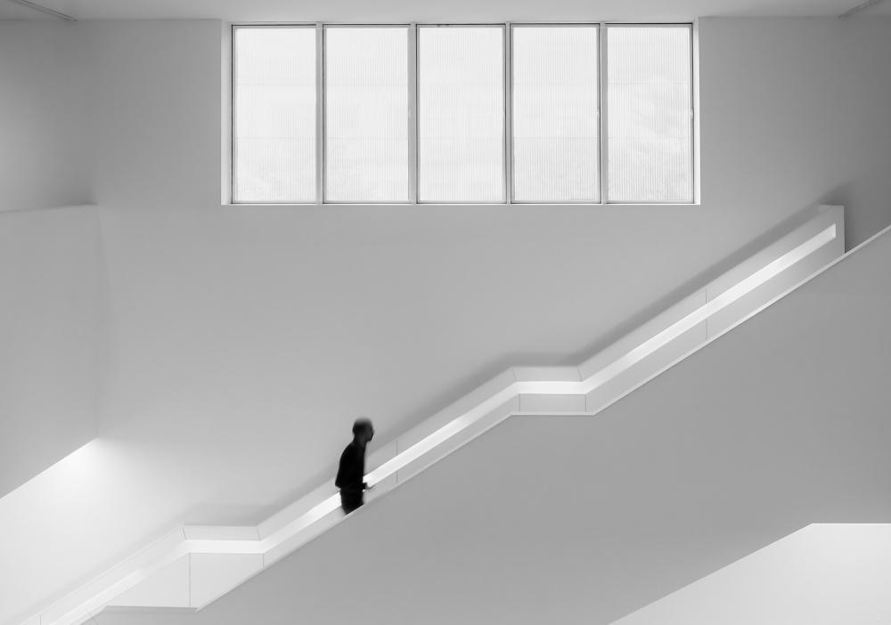 A piece of fine art art photography titled Strange Place by João Castro