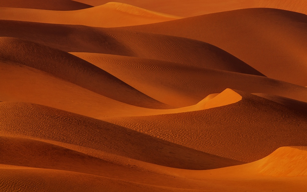 A piece of fine art art photography titled Layers Desert3 by majid alamri