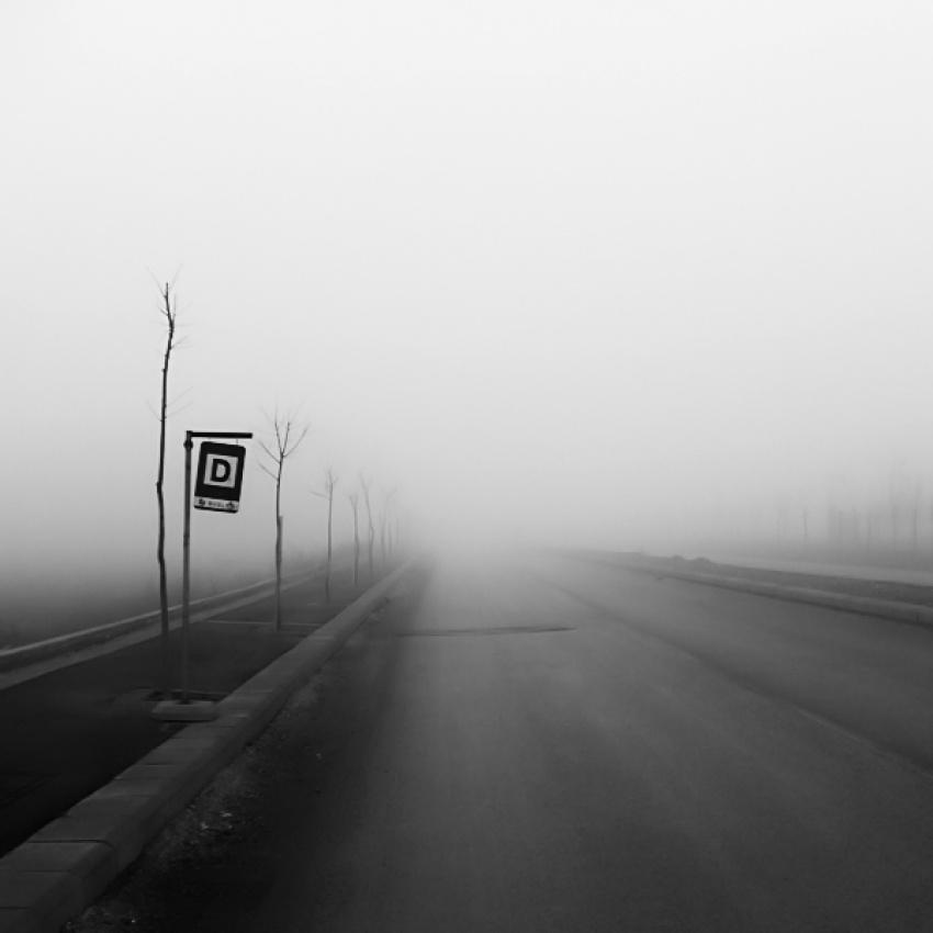 A piece of fine art art photography titled Terminus by aslı gönen