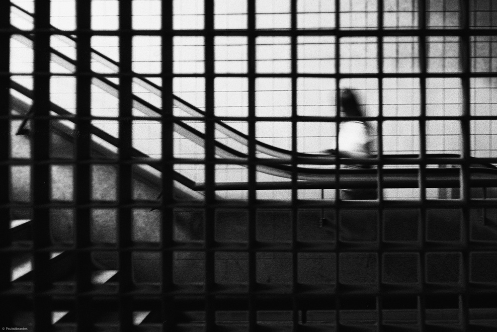 A piece of fine art art photography titled Another Way by Paulo Abrantes