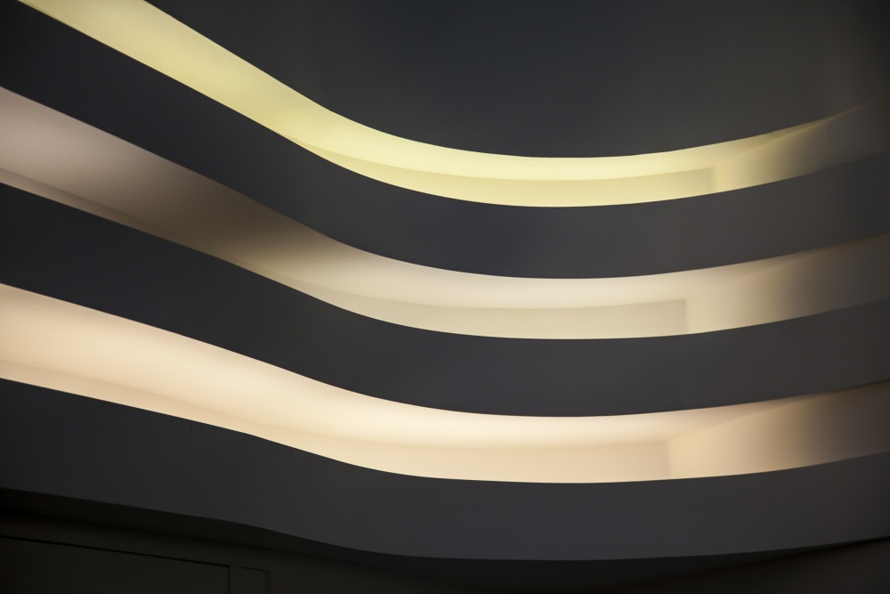 Curvy Ceiling