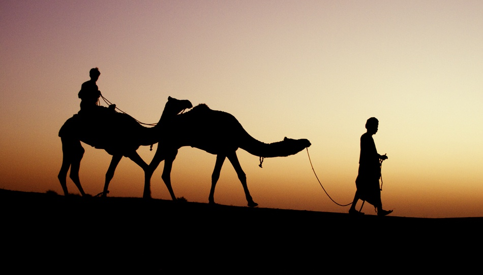 A piece of fine art art photography titled Jaisalmer by Barbara Orienti