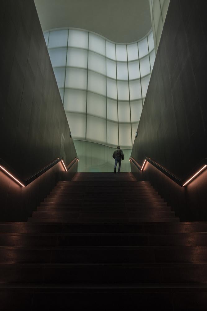 A piece of fine art art photography titled Mudec by Valentina D'Alia