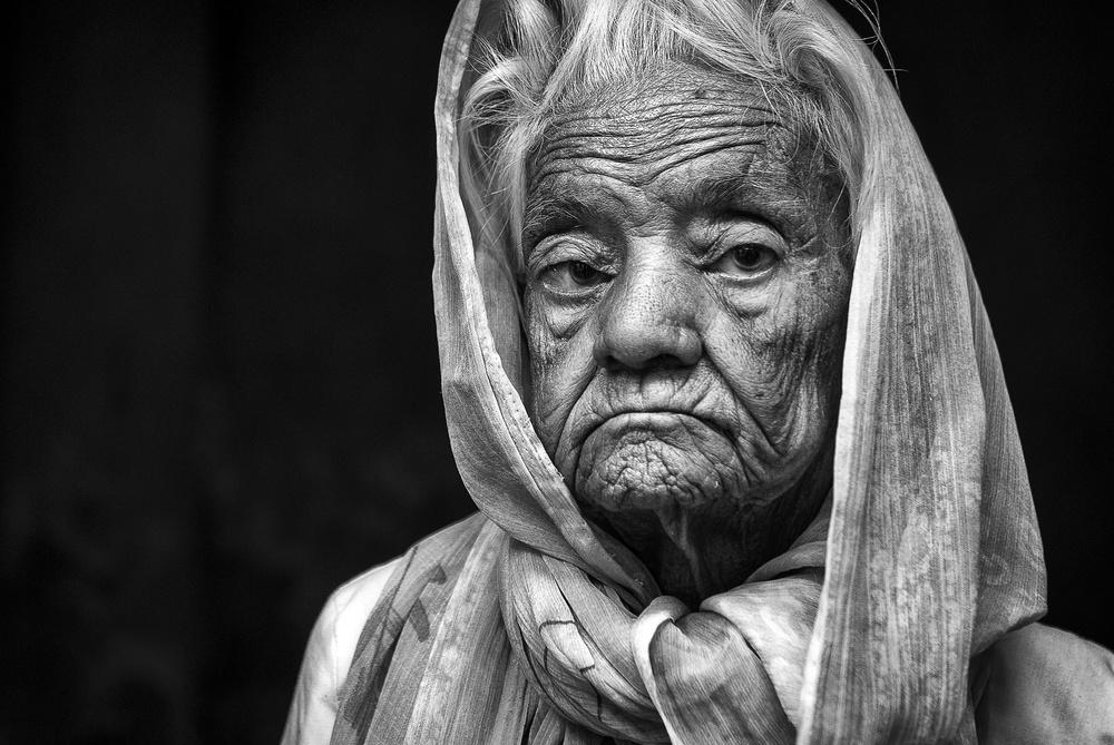 Sadness Woman