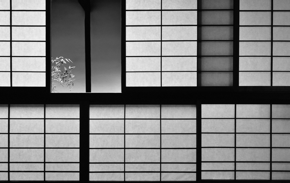 A piece of fine art art photography titled White Square by Takashi