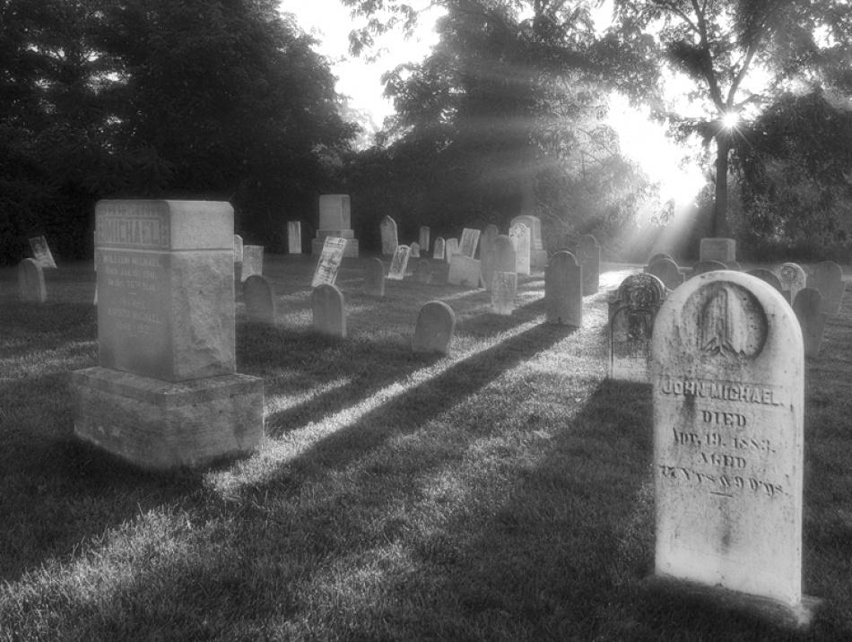 Cemetery Daybreak