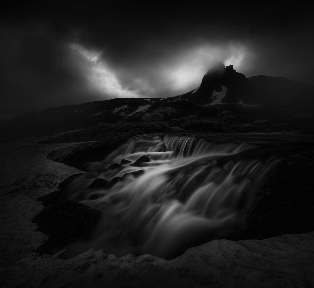 A piece of fine art art photography titled Untitled by Veselin Atanasov