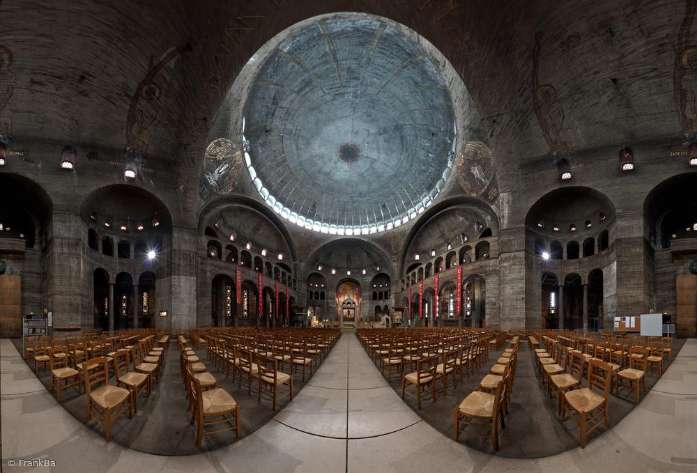 Eglise du Saint Esprit de Paris