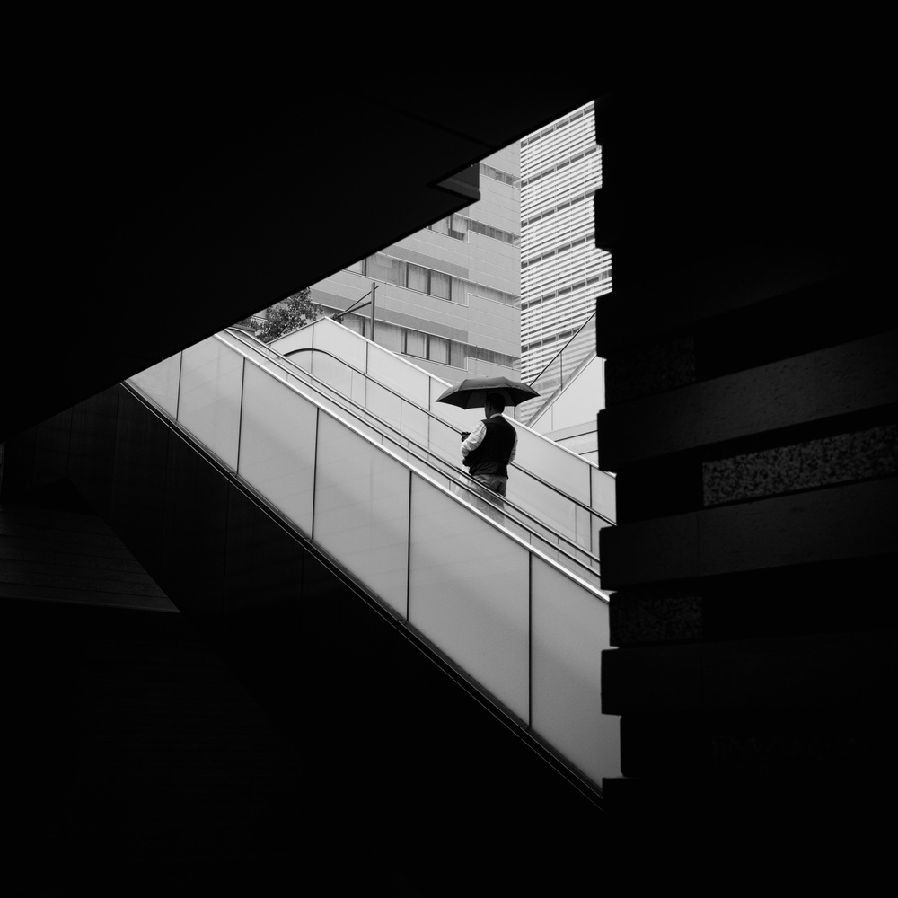 View this piece of fine art photography titled Triangle by Yasuhiro Takachi