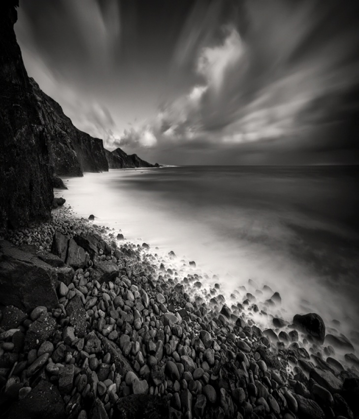 A piece of fine art art photography titled Time Goes By by Raymond Hoffmann