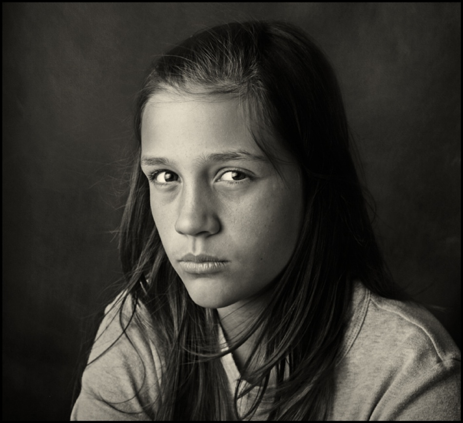 A piece of fine art art photography titled Sophia by Raphael Guarino