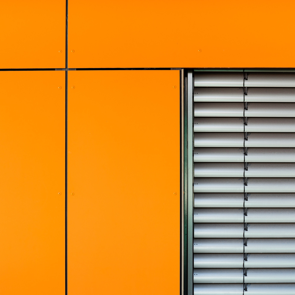 A piece of fine art art photography titled Lines by minimalist