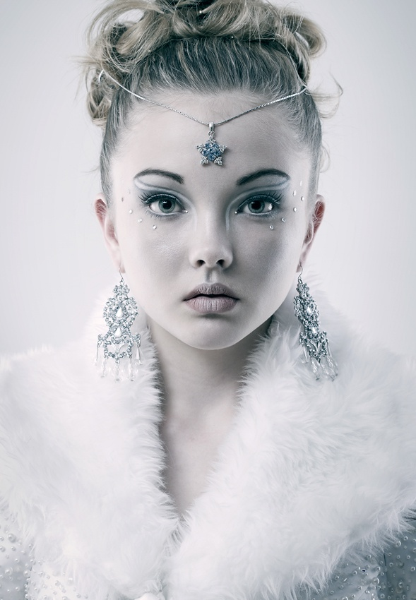 A piece of fine art art photography titled Winter Soul by Geoffrey Jones