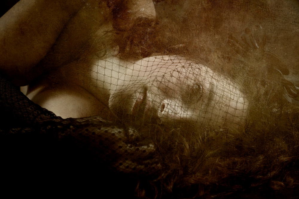 A piece of fine art art photography titled Femme by Olga Mest