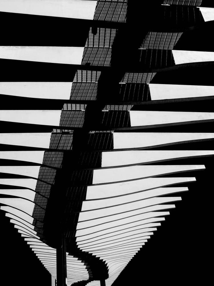 A piece of fine art art photography titled Anxiety by Agustín Vergara