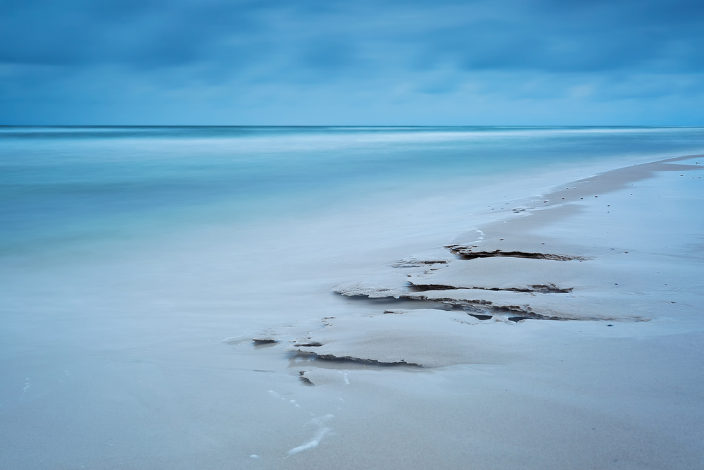 A piece of fine art art photography titled Silence by Magda Chudzik