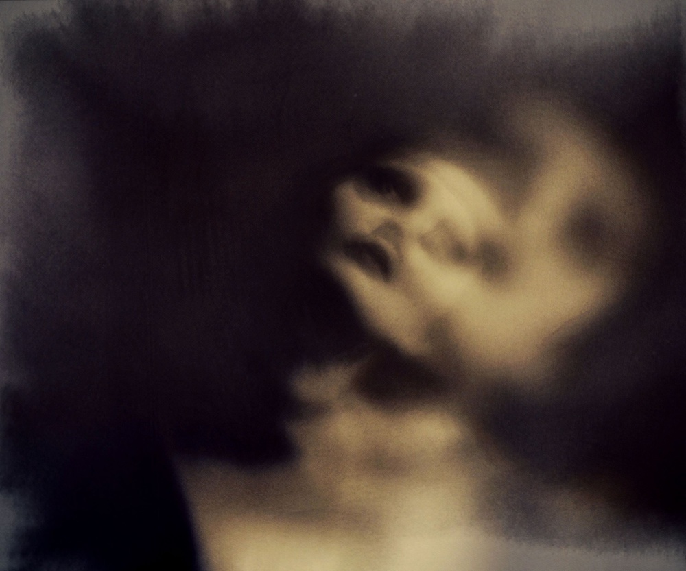 A piece of fine art art photography titled Beginnings (behind) by Dalibor Davidovic