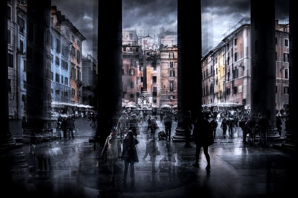 Piazza della Rotonda - Roma