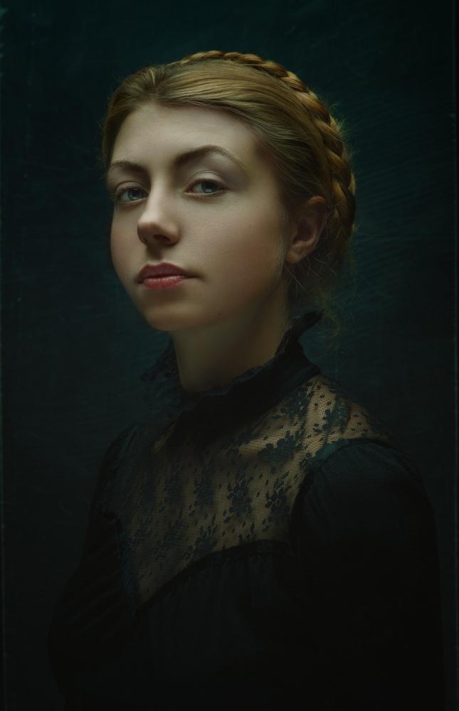 A piece of fine art art photography titled Untitled by Sergey Spoyalov
