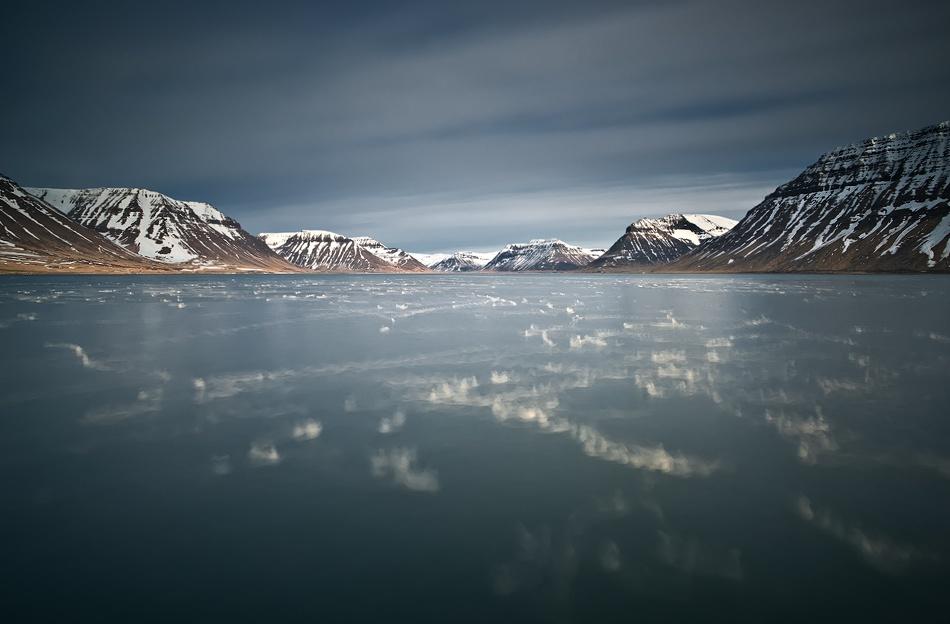 A piece of fine art art photography titled  Westfjords by Raymond Hoffmann