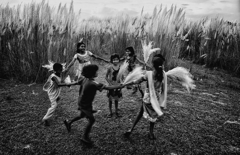 A piece of fine art art photography titled Friendship Day by Avishek Das