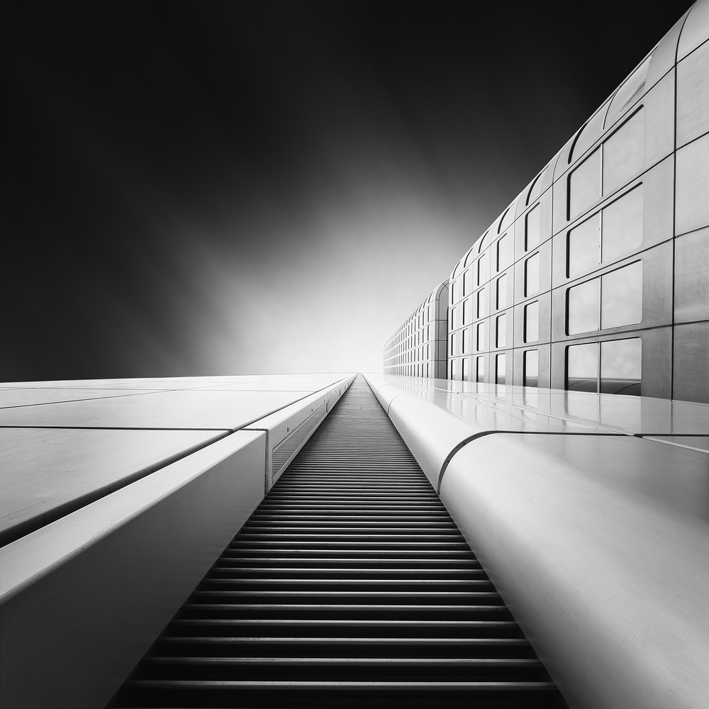 A piece of fine art art photography titled Frankfurt: Part IV by Anna Laudan