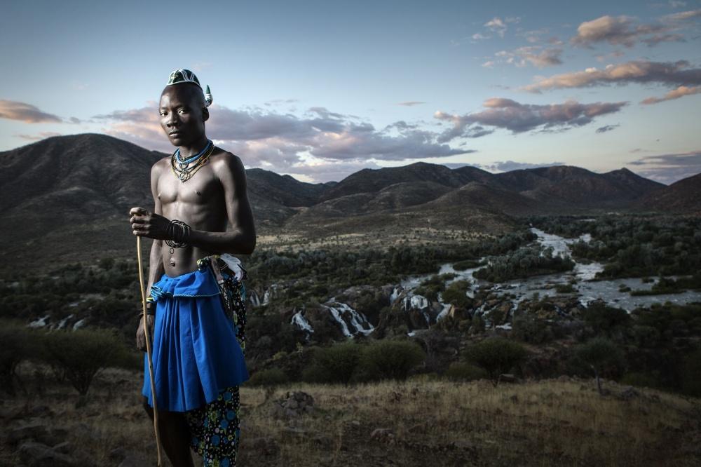 A piece of fine art art photography titled Twajara by Ben McRae