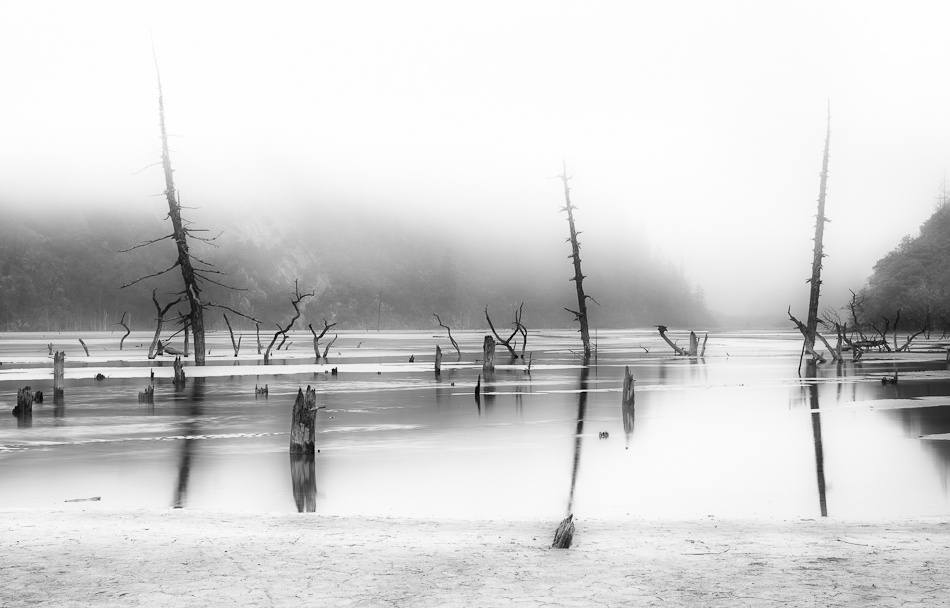 A piece of fine art art photography titled Desolated by Nicolas Marino