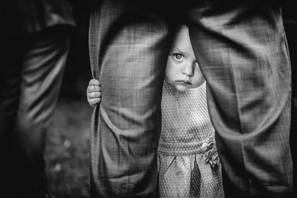 A piece of fine art art photography titled The Safest Place by Boris Hristov