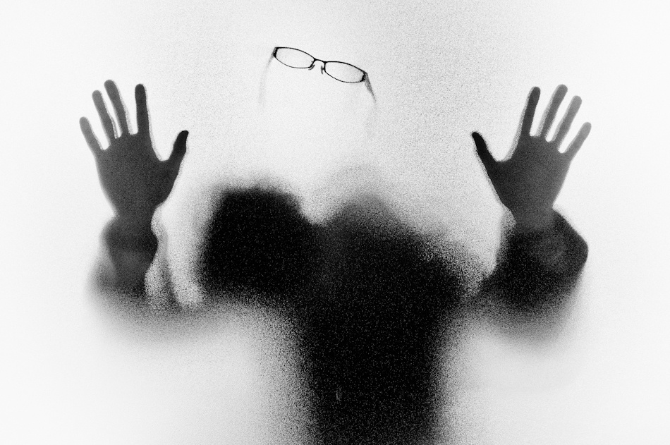 A piece of fine art art photography titled Where Are My Glasses? by Yusuke Sakai