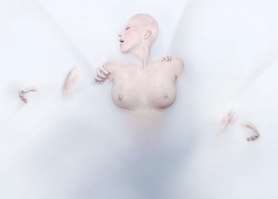 A piece of fine art art photography titled Remember Me by Karina Marandjian