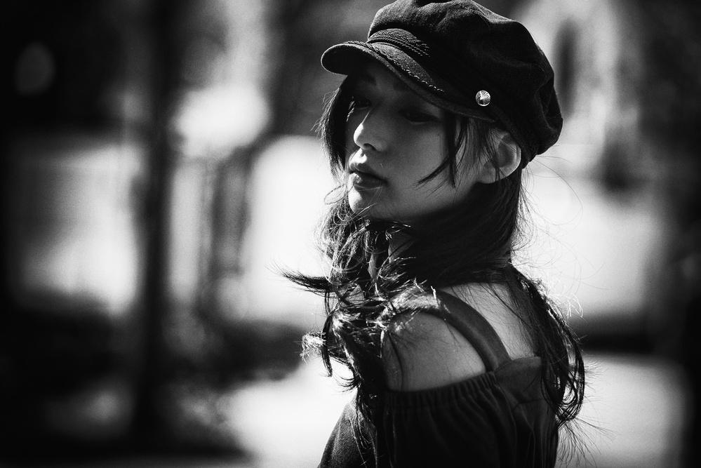 A piece of fine art art photography titled Mizuki by DAIKI MATSUKANE