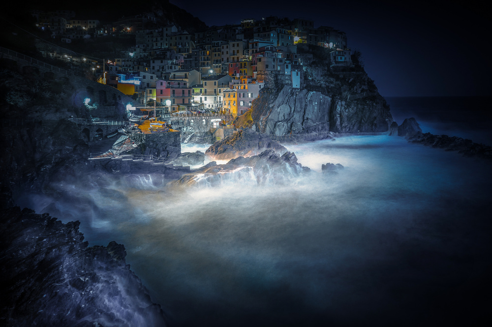 A piece of fine art art photography titled A Mid-winter Night's Dream by Alessandro Traverso