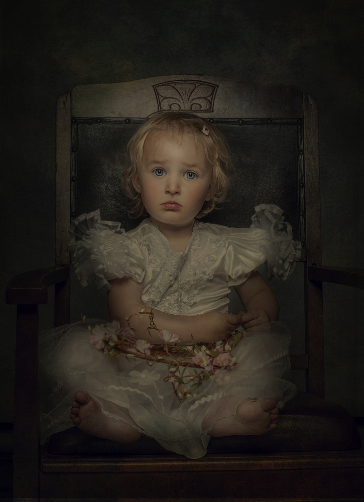 View this piece of fine art photography titled princess by Carola Kayen-Mouthaan