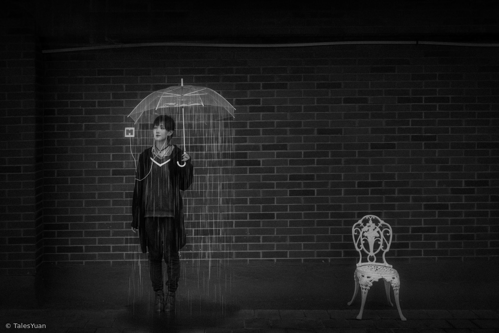 View this piece of fine art photography titled Memories... III by Tales Yuan