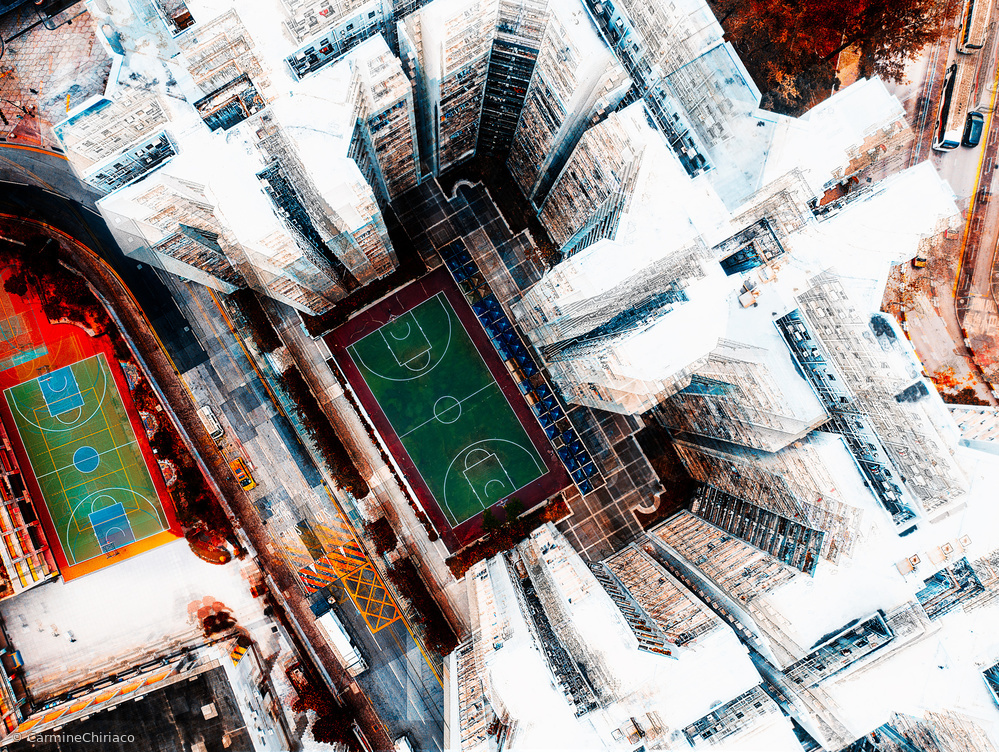 View this piece of fine art photography titled among HK buildings by Anna &amp Martin Wacker