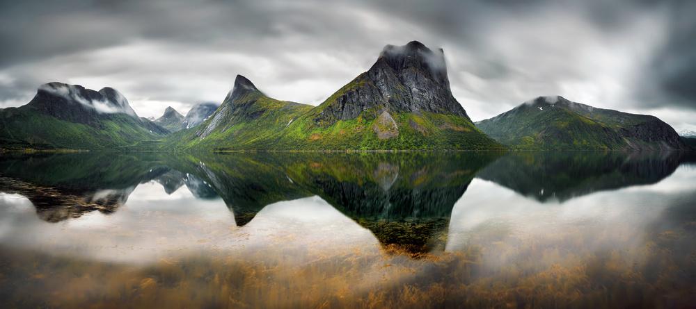 Steinfjorden Panorama
