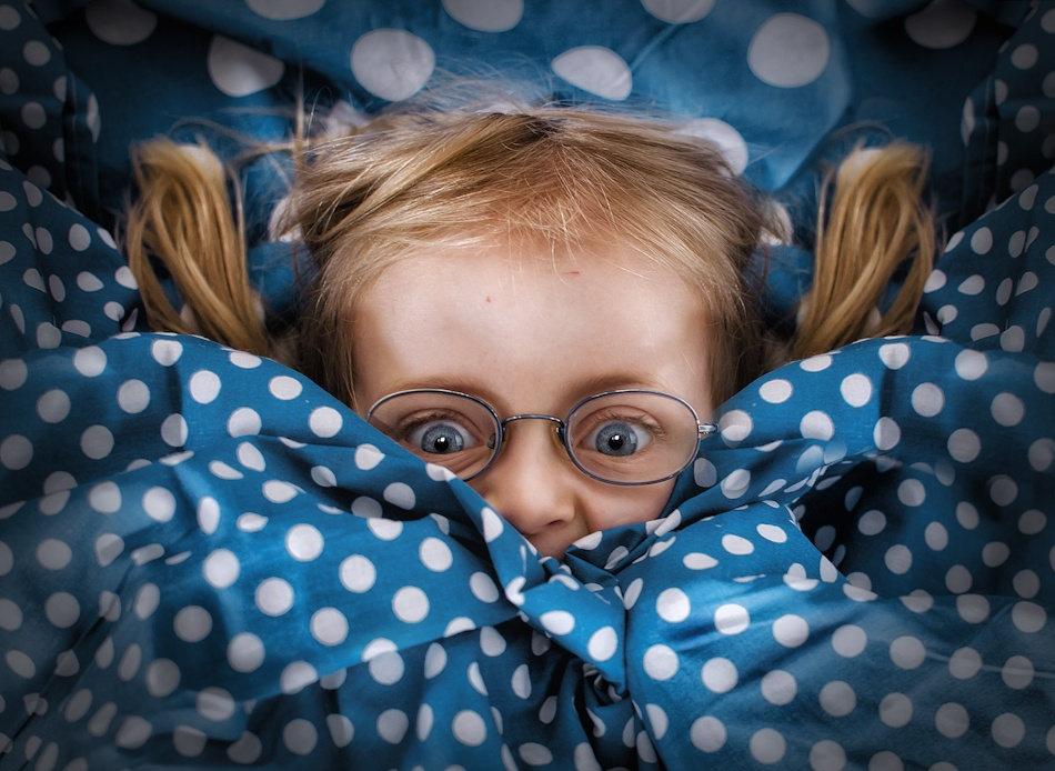 A piece of fine art art photography titled Dad\'s Good Night Story by John Wilhelm