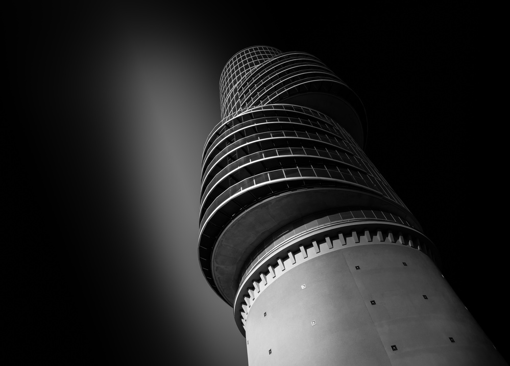 View this piece of fine art photography titled tower by KaMerA