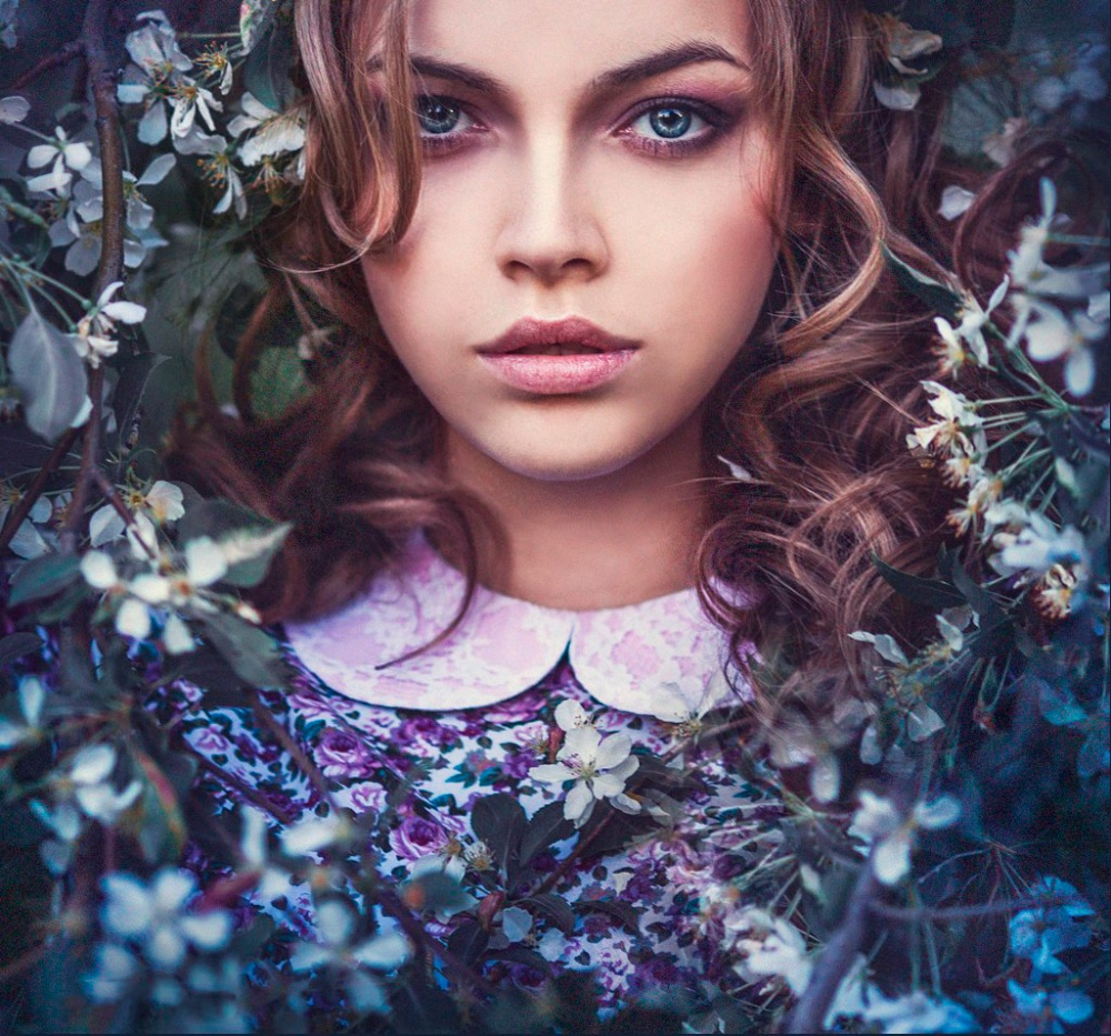 A piece of fine art art photography titled Untitled by Margarita Kareva