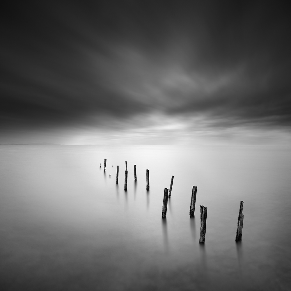 A piece of fine art art photography titled Symphony of the Seas by George Digalakis